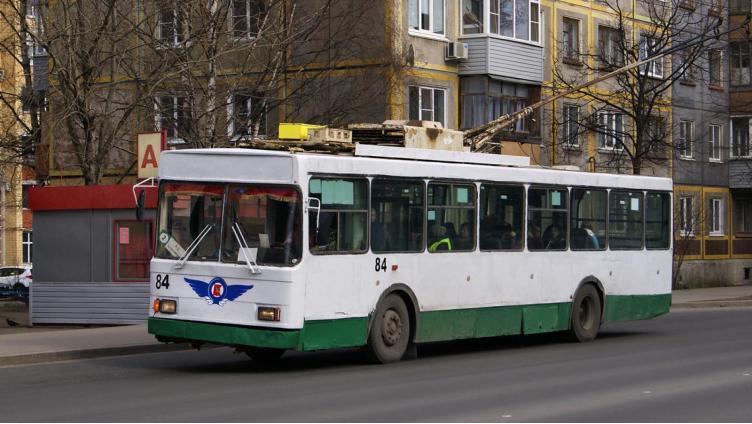 В Вологде хотят возродить троллейбусный маршрут №1