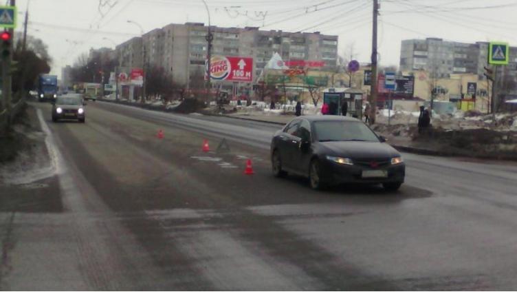 В Вологде сбили 9-летнего мальчика