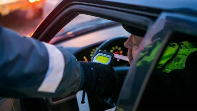 За сутки 17 вологжан попались пьяными за рулем