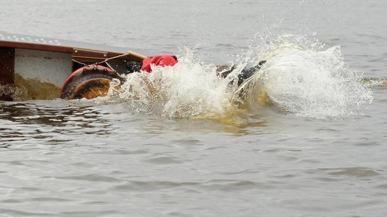 В Вологодской области в реке утонул мужчина