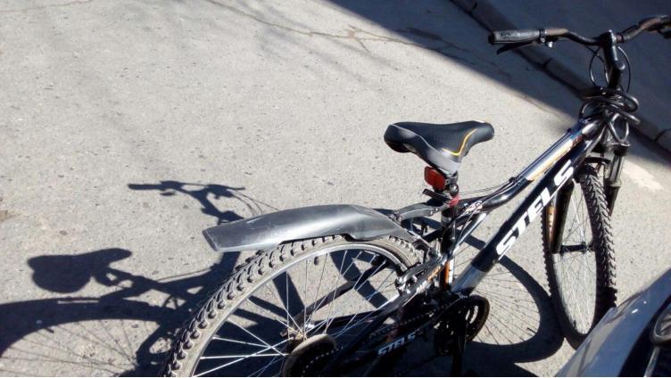В Вологде пенсионер сбил велосипедистку