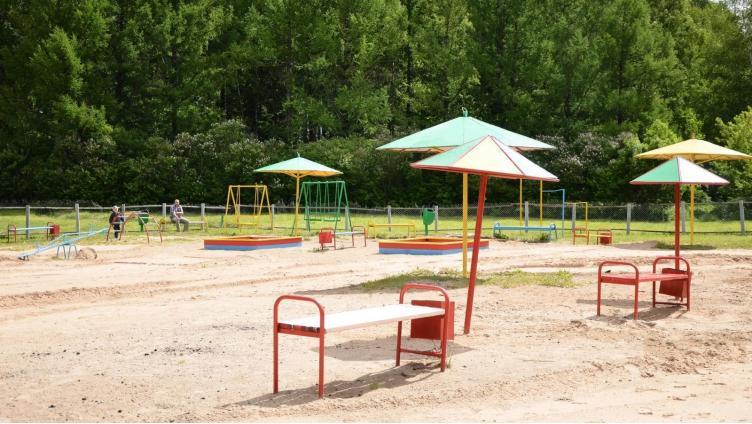 В Вологде к открытию готовят городской пляж