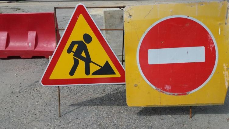 В Вологде ограничат движение транспорта на ул. Карла Маркса