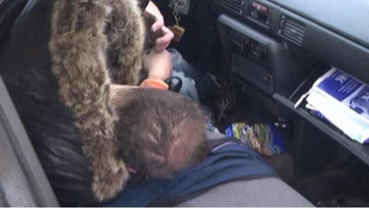 Под Череповцом водитель впал в кому за рулём