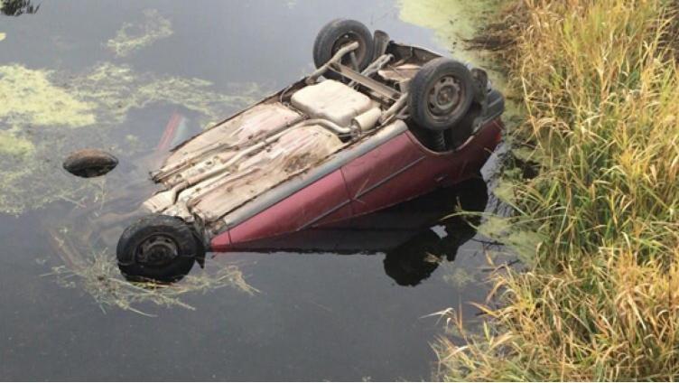 Водитель «Нивы» погиб в реке