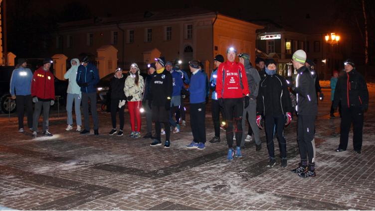 Новогодние «Бегущие огни» пройдут в Вологде