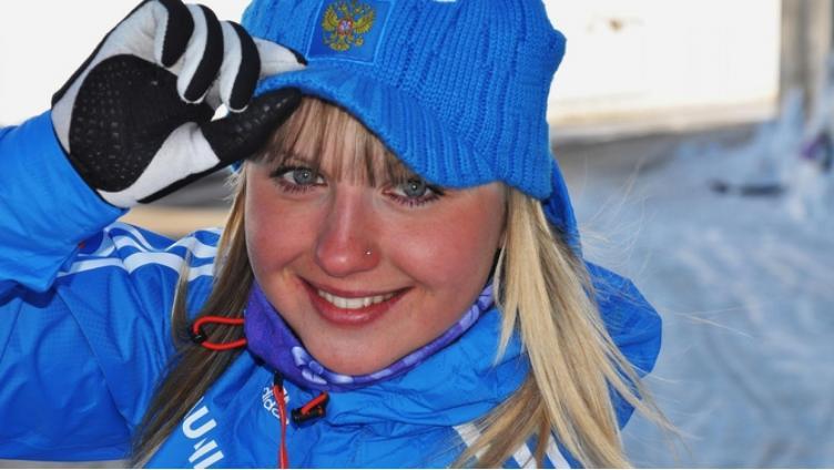 Вологжанка Анна Нечаевская стала Заслуженным мастером спорта