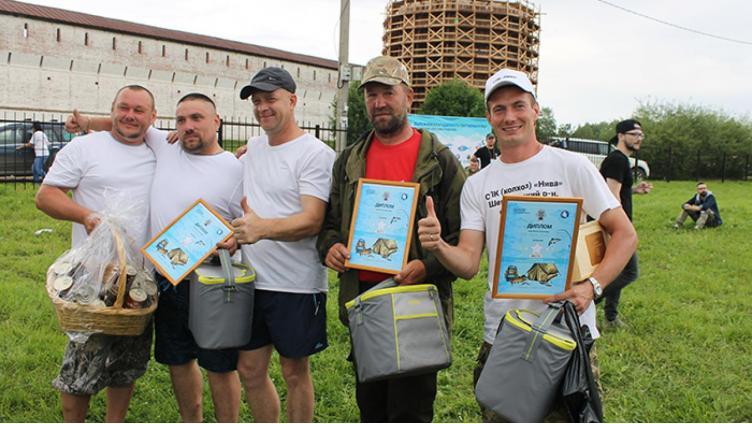 Вологодские рыбаки выиграли Кубок телеканала «Охотник и рыболов»
