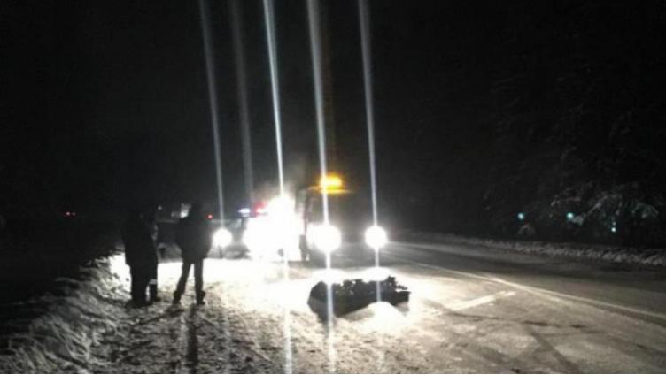Вологжанина, найденного на трассе под Иваново, охраняли очевидцы
