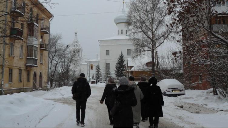 В праздничные выходные в Вологде пройдут тематические экскурсии