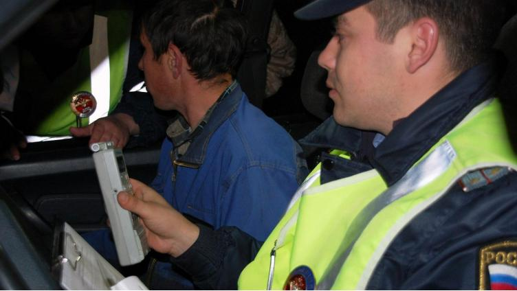 16 пьяных водителей поймано в Вологде за прошлые выходные