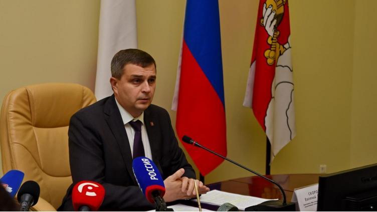 Еще один заместитель мэра Вологды уволен