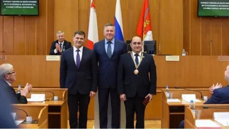 Юрий Сапожников избран главой Вологды