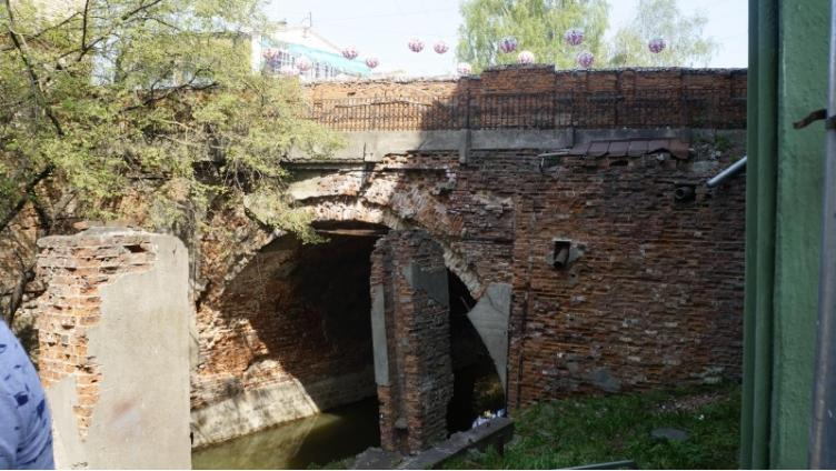 В Вологде объявлен аукцион на ремонт Каменного моста