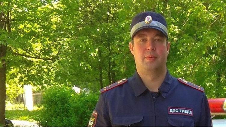 Полицейский из Череповца спас тонущих рыбаков