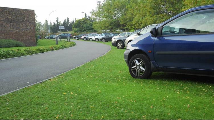 Парковаться на газонах запретили в Вологде