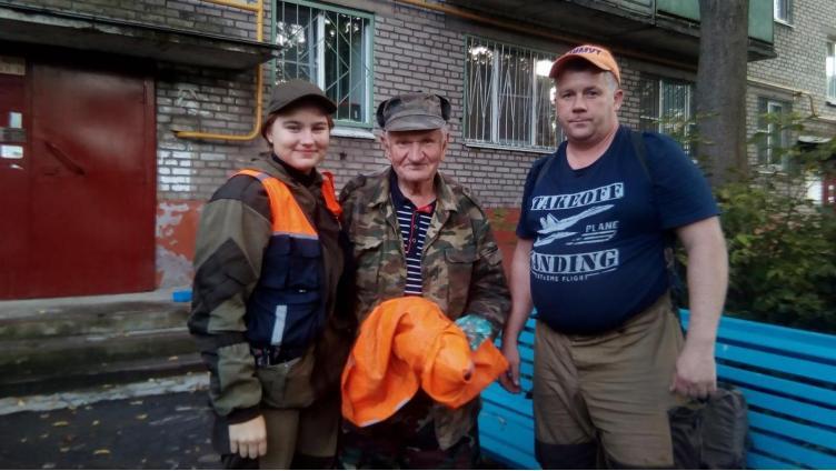 Поисковики нашли пропавшего в Кадуйском районе пенсионера