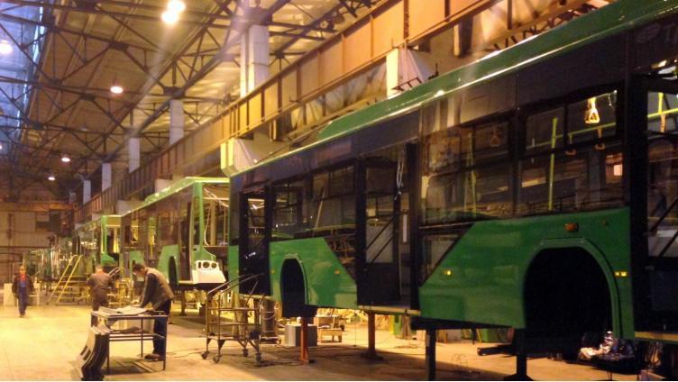 Выпускаемые в Вологде троллейбусы продают в другие города