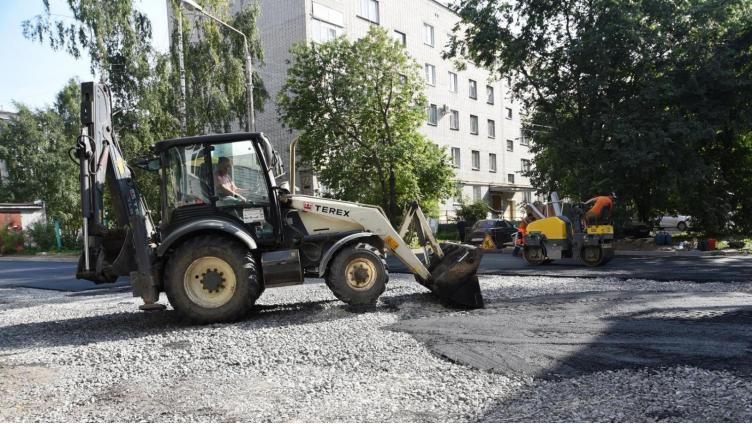 В 174 миллиона рублей обойдется ремонт дворов в областной столице