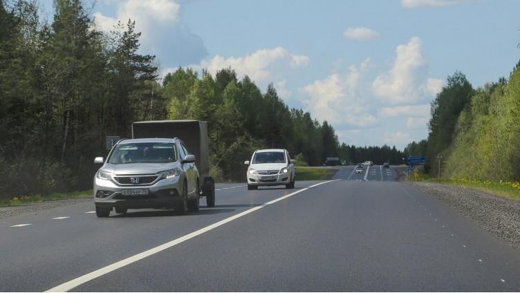 Пять региональных дорог Вологодской области будут переданы в федеральную собственность