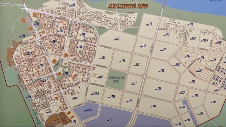 Центральный парк появится в Зашекснинском районе