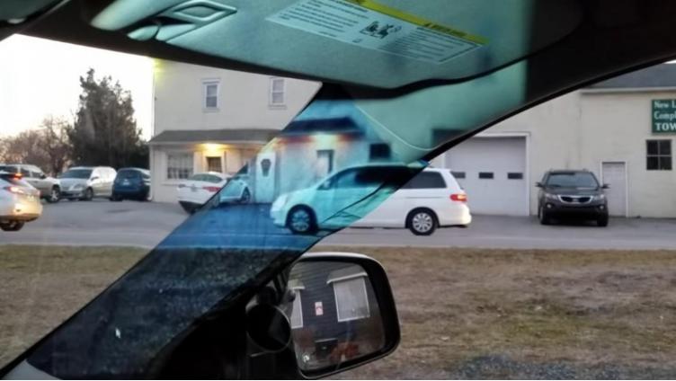 14-летняя девушка придумала, как убрать слепые зоны машин