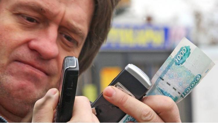 В России подорожает мобильная связь
