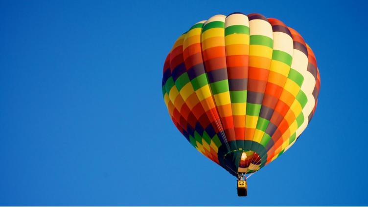 Ко Дню города в областную столицу прилетят 5 воздушных шаров