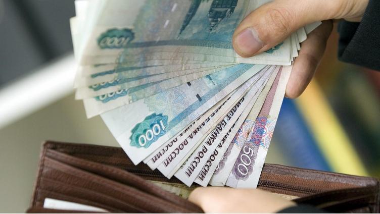 Средняя зарплата вологжан за месяц – больше 35 тысяч рублей