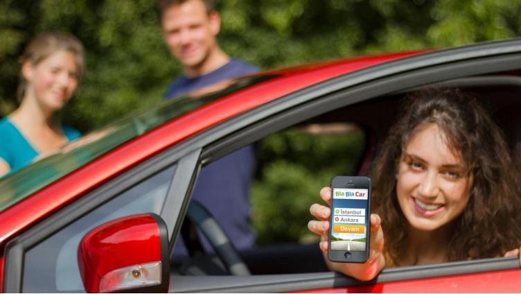 Правительство РФ запретит водителям брать спопутчиков плату на BlaBlaCar