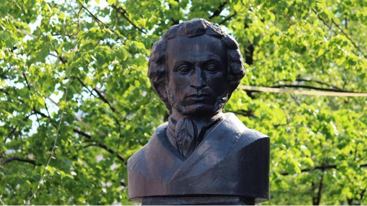 Вологжан приглашают прогуляться с Пушкиным