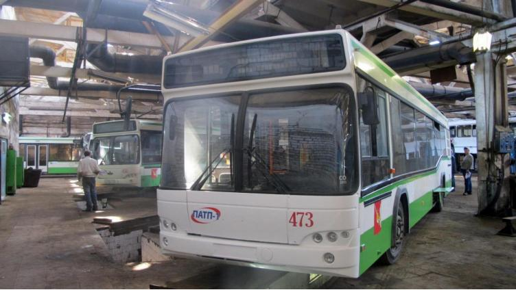 В Вологде новые автобусы появятся на городских маршрутах