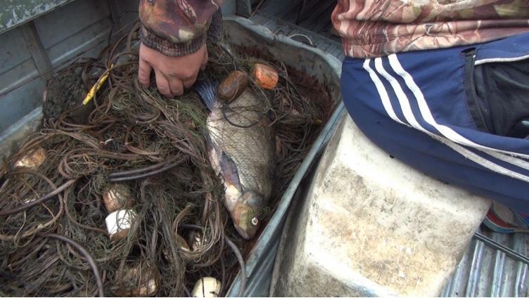 Вологжанин незаконно рыбачил в Липином Бору