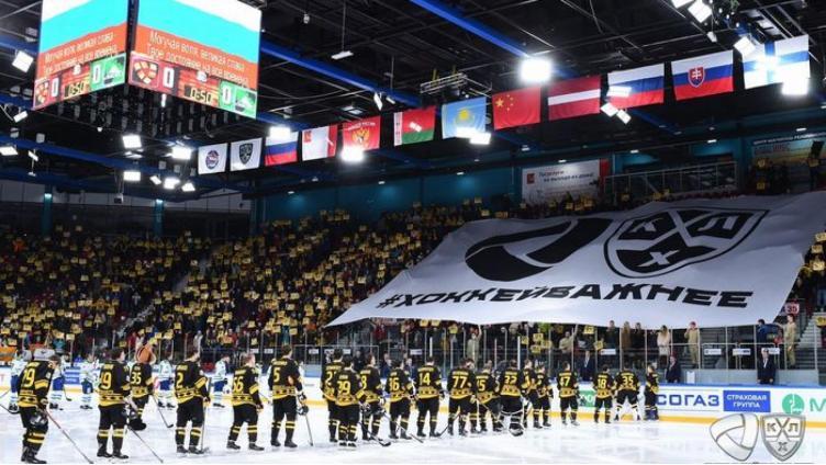 В ТОП-50 лучших хоккейных клубов Европы вошел «Северсталь»
