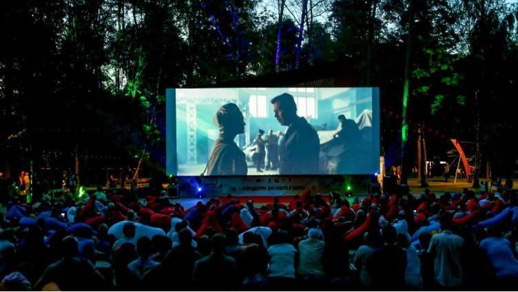 Вологжане смогут посмотреть кино под открытым небом в эту пятницу