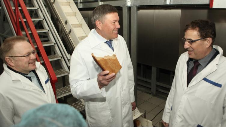 Вологодский хлеб признан самым лучшим в России