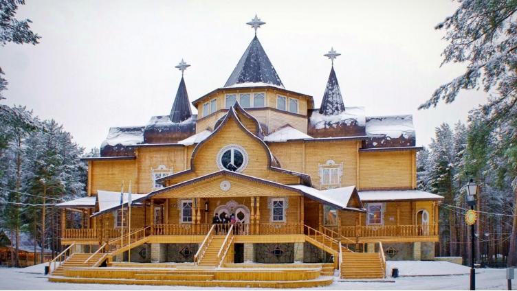 Во сколько обойдется новый дом для Деда Мороза?