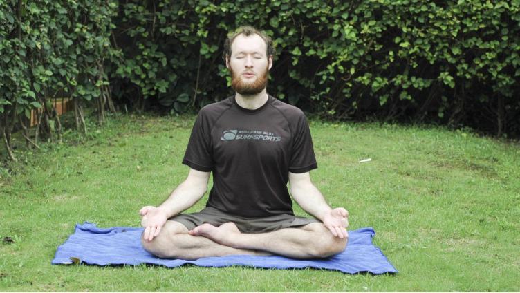 Вологжан приглашают отдохнуть во время йоги