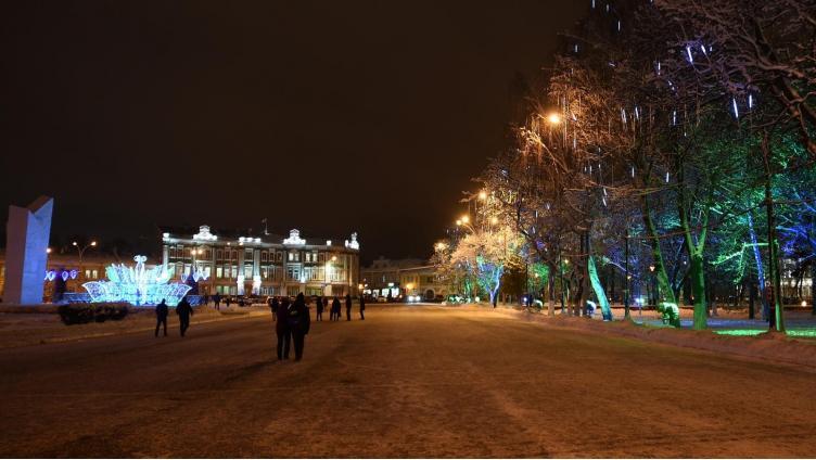 В центре Вологды скоро появится каток