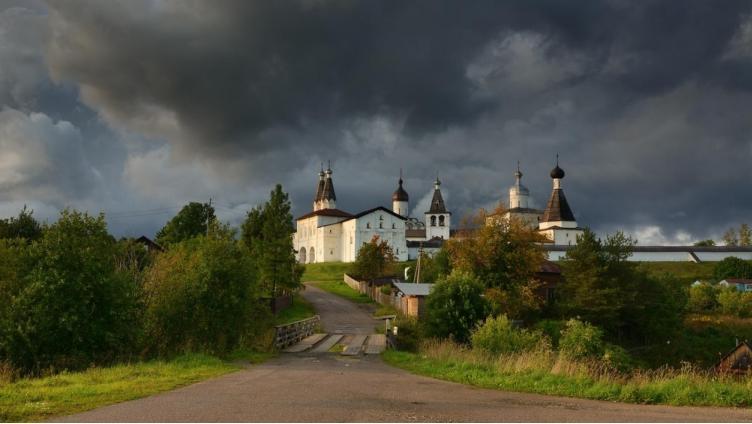 Ферапонтово — одно из самых красивых сёл в России