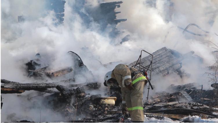 Власти Вологодской области дадут Соколу кредит на выплаты пострадавшим при пожаре