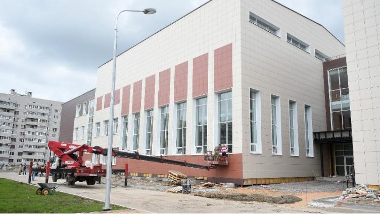 Олег Кувшинников: «Школа на Северной готова на 100%»