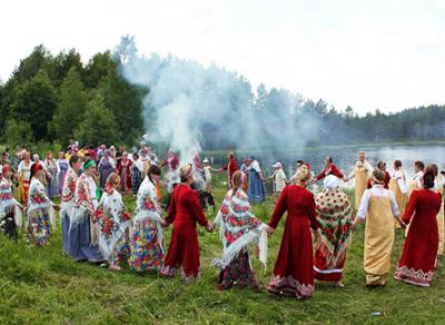 Вепсский фестиваль «Päžar'leižen horovod» пройдет на Вологодчине