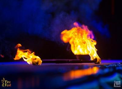Огненный фестиваль вновь пройдет на Шекснинском водохранилище
