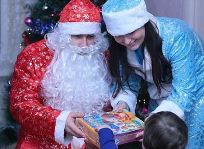 Роспотребнадзор озвучил советы по выбору Деда Мороза на Новый год
