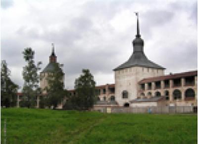 Казанская башня в Кириллове преобразилась