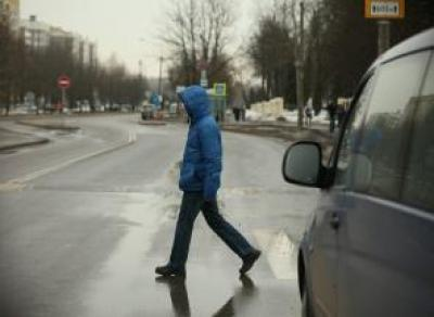 Сотрудники ГИБДД усилят контроль на зебрах в Вологде