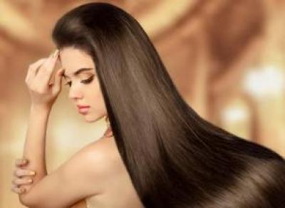 Как восстановить волосы с GKhair