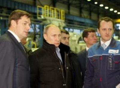 Владимир Путин, возможно, приедет в Череповец
