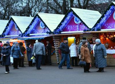 В центре Вологды появятся новые ярмарочные домики